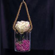 Hanging Cylinder Vase