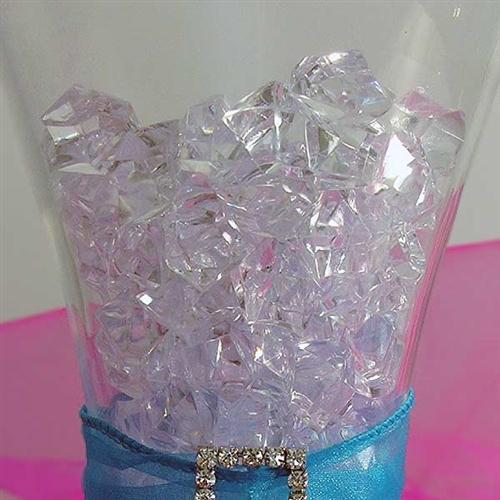 Decorative Acrylic Crystals For Centerpieces